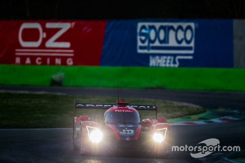 #23 Panis-Barthez Competition, Ligier JSP217 - Gibson: Fabien Barthez, Timothe Buret, Nathanaël Berthon