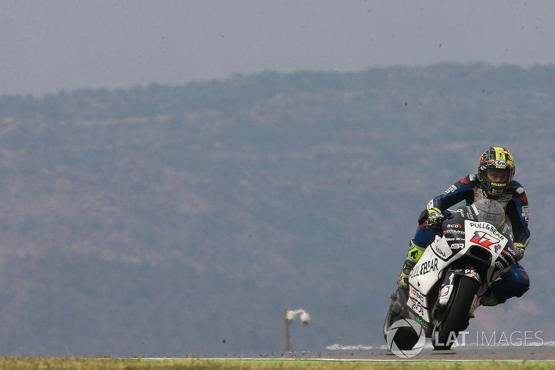 Sturz: Karel Abraham, Aspar Racing Team