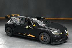 Герлен Шишери, Renault Megane R.S. RX
