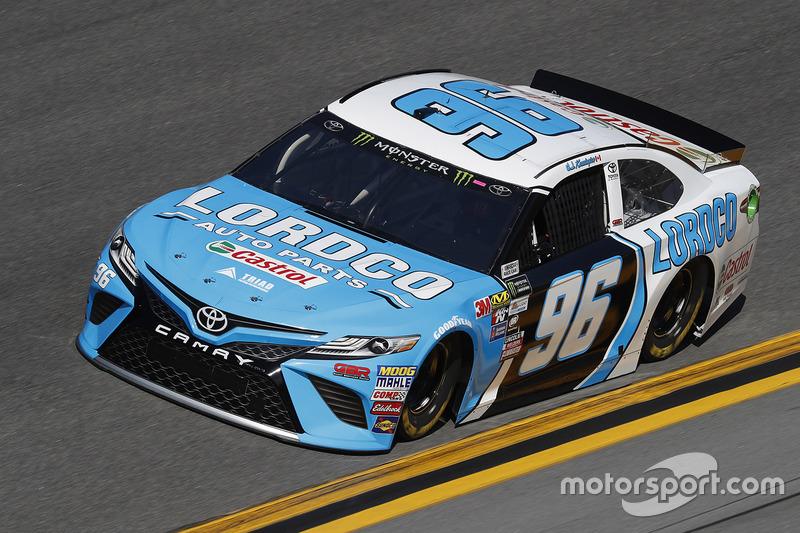 #96: D. J. Kennington, Gaunt Brothers Racing, Toyota