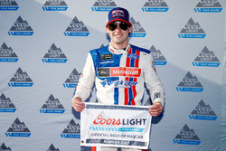 Polesitter: Ryan Blaney, Wood Brothers Racing, Ford