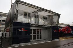 Scuderia Toro Rosso motorhome