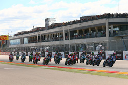 Alex Lowes, Pata Yamaha mène