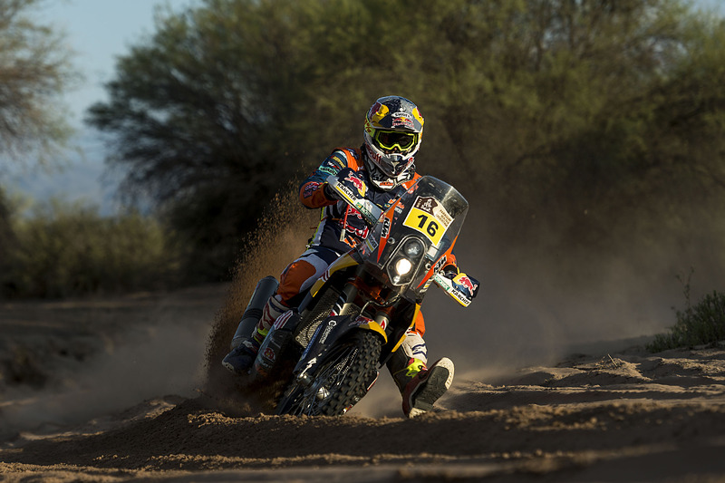 10. #16 Red Bull KTM Factory Team: Маттіас Валкнер