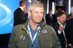 Fritz Enzinger, Vice President LMP1 Porsche Team