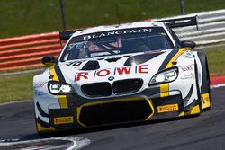 #98 ROWE Racing BMW M6 GT3: Jesse Krohn, Jens Klingmann, Ricky Collard