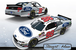 Chase Briscoe, Stewart-Haas Racing Ford