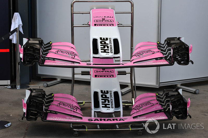 Force India VJM11, musi