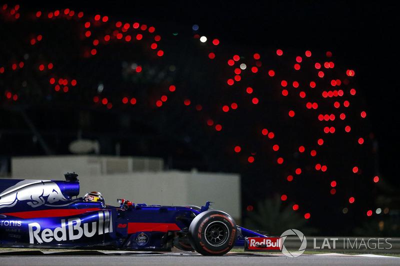 20. Brendon Hartley, Scuderia Toro Rosso STR12 *
