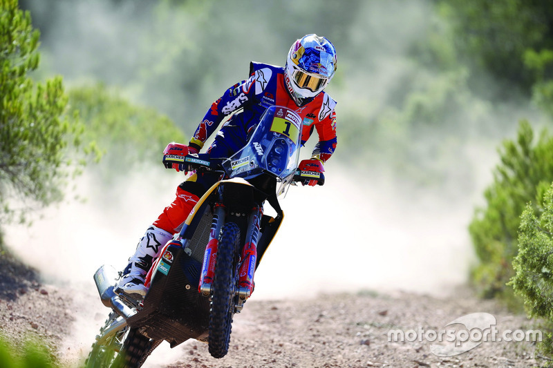 Сэм Сандерленд, Red Bull KTM Factory Team