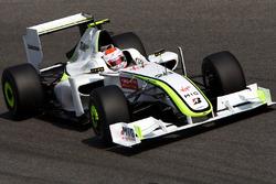 Rubens Barrichello, Brawn Grand Prix BGP 001