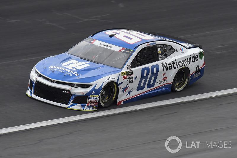 27. Alex Bowman, Hendrick Motorsports, Chevrolet Camaro Nationwide