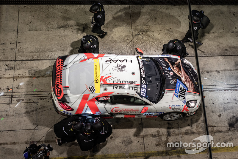 Карстен Кремер, Хайко Тёнгес, Krämer-Racing, Porsche Cayman GT4 CS (№306)
