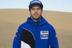 Franco Caimi, Yamaha Official Rally Team