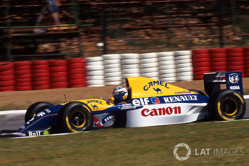 1993 - Alain Prost, Williams-Renault