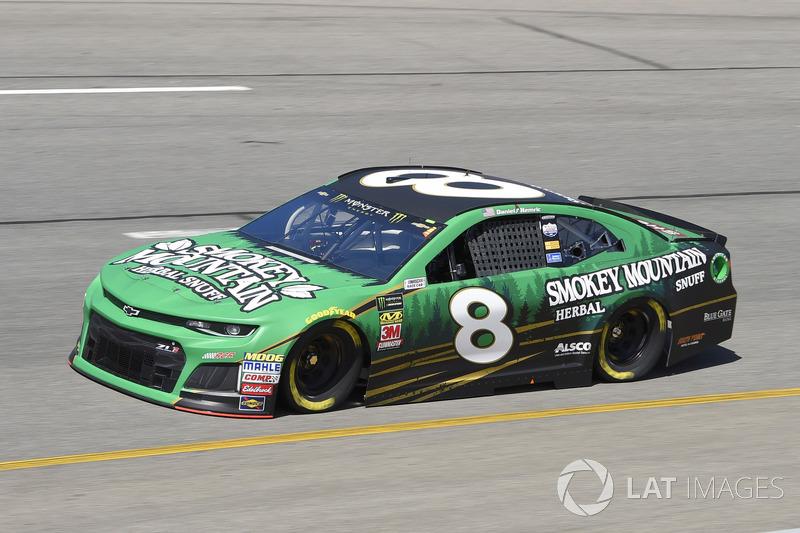 Daniel Hemric, Richard Childress Racing, Chevrolet Camaro Smokey Mountain Snuff