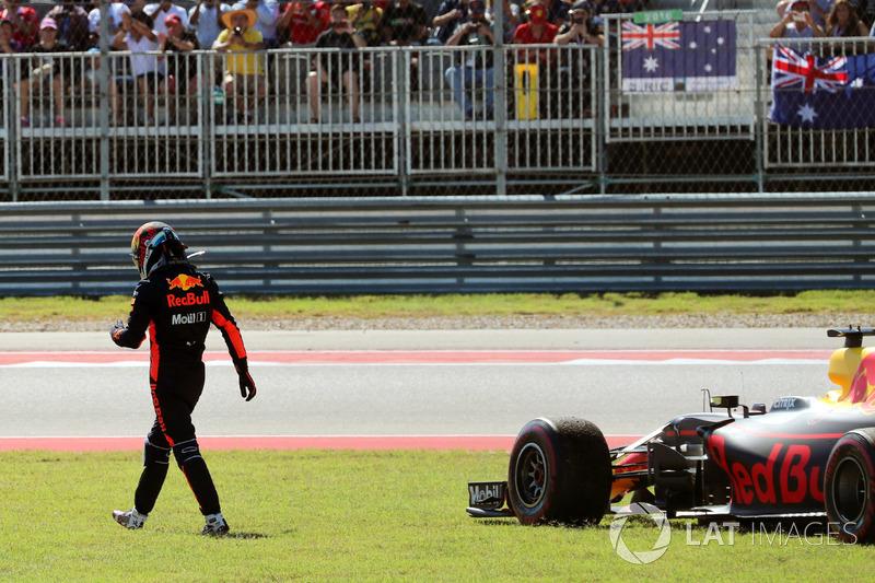 4 місце — Даніель Ріккардо, Red Bull — 221