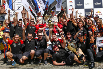 Ganadores, Ott Tanak, Martin Järveoja, Toyota Yaris WRC, Toyota Gazoo Racing