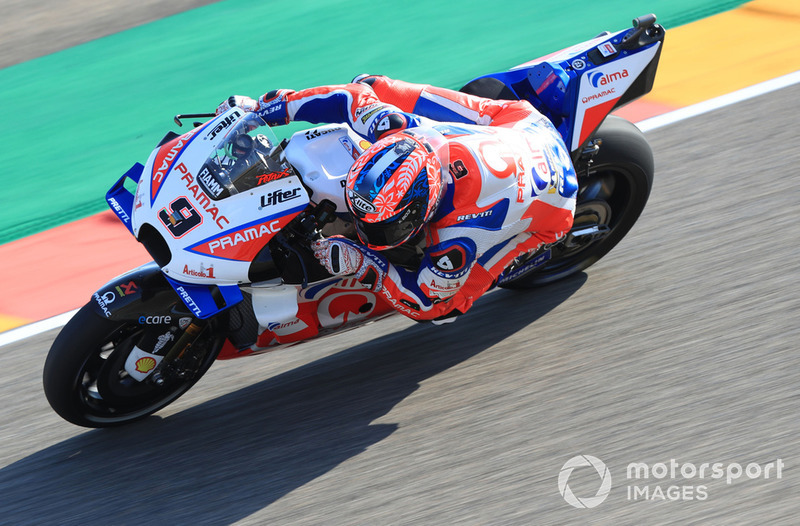 7. Danilo Petrucci, Pramac Racing