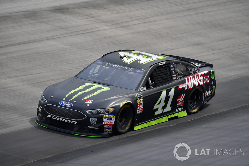 9. Kurt Busch, Stewart-Haas Racing, Ford Fusion Monster Energy / Haas Automation