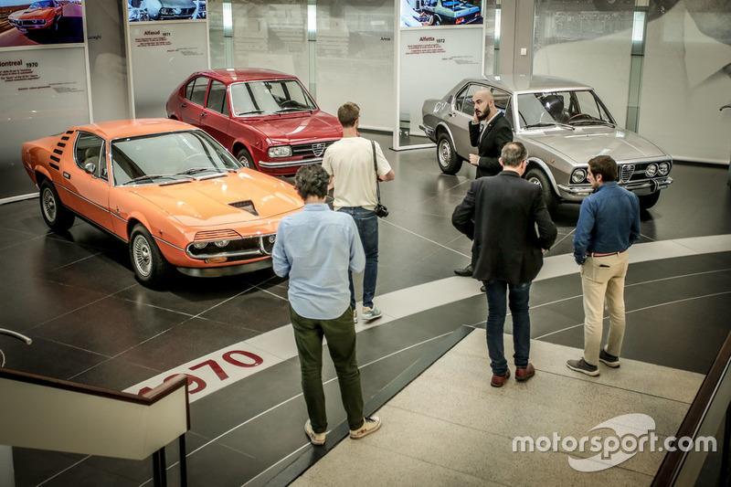 Alfa Romeo Montreal, Alfa Sud e Alfetta