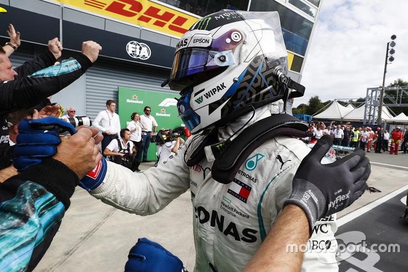 Le troisième, Valtteri Bottas, Mercedes AMG F1