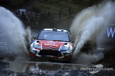Rally de Gales GB