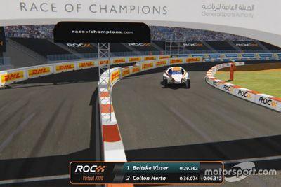 Virtuele Race of Champions