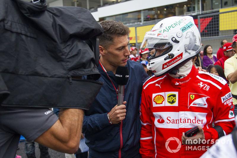 Fan de Sebastian Vettel, Ferrari