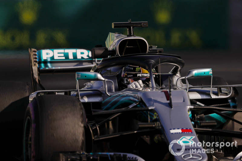 Льюіс Хемілтон, Mercedes AMG F1 W09