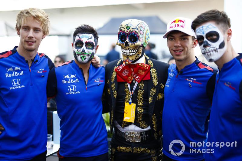 Брендон Хартлі, П'єр Гаслі, Toro Rosso