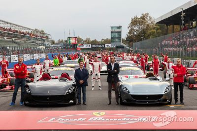 Ferrari: мировой финал