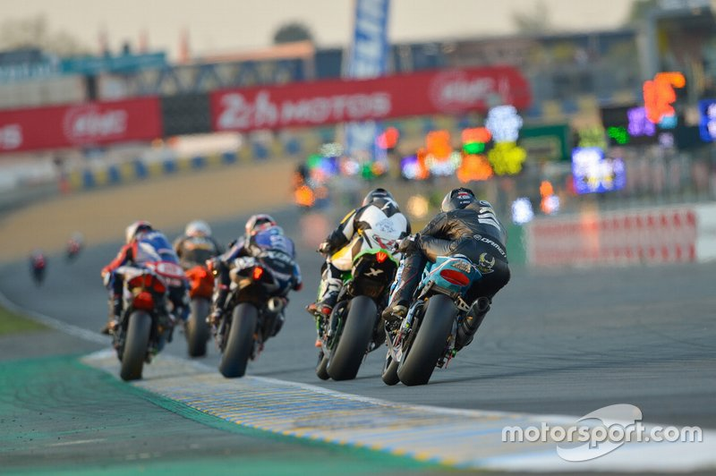 Le Mans 24 Hours Motos 2021