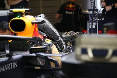 Test Pirelli en Abu Dhabi