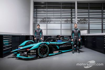 Jaguar Racing launch