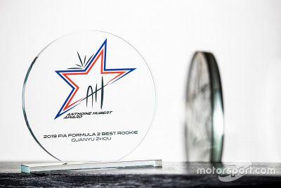 Presentazione Anthoine Hubert Award