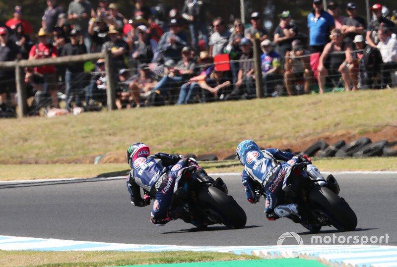 Alex Lowes, Pata Yamaha, Marco Melandri, GRT Yamaha WorldSBK