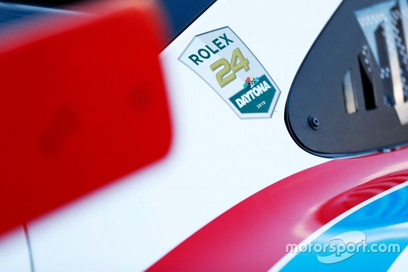 Porsche GT Team Daytona 24 logo