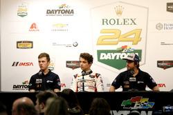 #23 United Autosports Ligier LMP2: Філ Хенсон, Ландо Норріс, Фернандо Алонсо