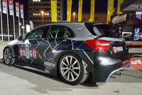 Mercedes A 45 TCR, LEMA Racing