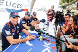 Стефан Петрансель, Peugeot Sport