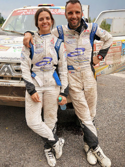 رقم 354 فريق ميتسوبيشي مونتيرو: كريستينا غوتيريز وغابرييل مويست فيرر
