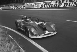 Herbert Linge, Jonathan Williams, Porsche 908/02