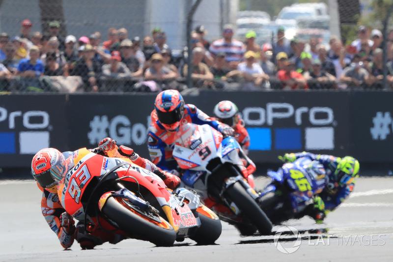 #5 GP de Francia - Victoria: Marc Márquez
