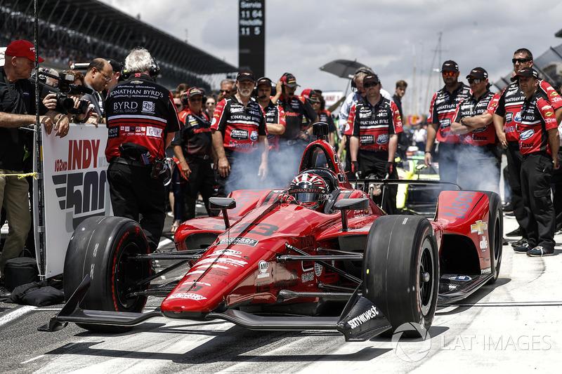 """19. <img src=""""https://cdn-3.motorsport.com/static/img/cfp/0/0/0/0/13/s3/australia-2.jpg"""" alt="""""""" width=""""20"""" height=""""12"""" />Джеймс Дэвисон, A.J. Foyt Enterprises Chevrolet"""