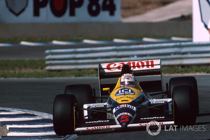 1988: Williams-Judd FW12