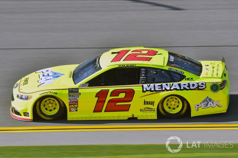 3. Ryan Blaney, Team Penske, Ford