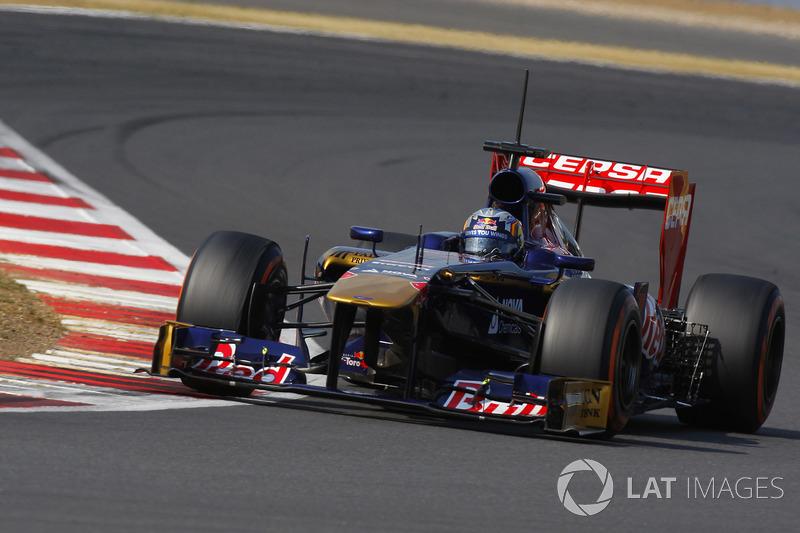 2013: Toro Rosso STR8 (Test)