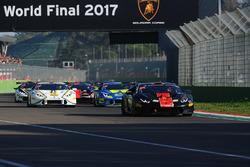 #7 GDL Racing: Axcil Jefferies, Rik Breukers