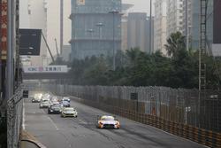 Partenza, Maro Engel, Mercedes-AMG Team GruppeM Racing, Mercedes - AMG GT3 al comando